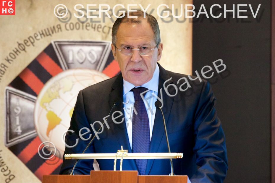 Sergey Lavrov Minister of Foreign Affairs Photo Sergey Gubachev Сергей Лавров Министр иностранных дел Фото Сергей Губачев